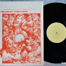 Discos de vinilo: PINK FLOYD - GOTTA BE CRAZY - LP ALBUM - 1976. Lote 260047745