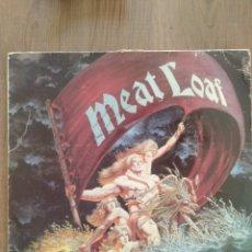 """Discos de vinilo: MEAT LOAF """" DEAD GINGER """". EDICIÓN HOLANDESA. 1981.. Lote 260051465"""