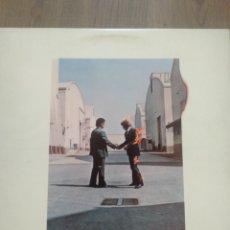 """Discos de vinilo: PINK FLOYD """" WISH YOU WERE HERE """". EDICIÓN ESPAÑOLA. 1975. EMI ODEÓN.. Lote 260055500"""