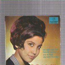 Discos de vinilo: ROSAMIL UNA COPLA Y UNA FLOR. Lote 260084035