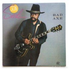 Discos de vinilo: SON SEALS – BAD AXE CANADA,1984 ALLIGATOR RECORDS. Lote 260086720