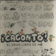 Discos de vinilo: CAGONTO EL GRAN LIBRO IVA. Lote 260090260