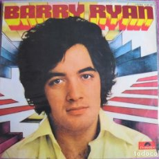 Dischi in vinile: LP - BARRY RYAN - SAME (SPAIN, POLYDOR 1970). Lote 260092080