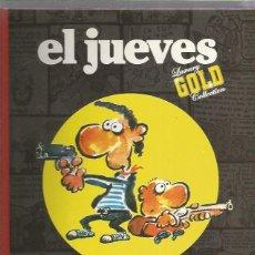 Discos de vinilo: EL JUEVES GOLD MAKI NAVAJA. Lote 260093130