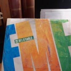 Discos de vinilo: EMF -UNBELIEVABLE. Lote 260093340