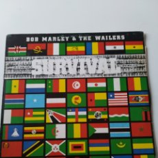 Discos de vinilo: BOB MARLEY & THE WAILERS: SURVIVAL. 1981. DISCO VINILO LP.. Lote 260093850