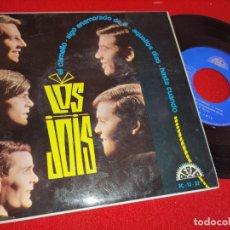 Discos de vinilo: LOS JOIS EL CAMELLO/SIGO ENAMORADO DE TI/AQUELLOS DIAS/HASTA CUANDO EP 1967 BERTA EX. Lote 260096030