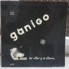 Discos de vinilo: GÁNIGO - FONO GUANCHE - MUSICA POPULAR CANARIA - 1982. Lote 260280550