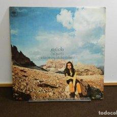 Discos de vinilo: DISCO VINILO LP. GIGLIOLA CINQUETTI – CANTA EN ESPAÑOL E ITALIANO. 33 RPM.. Lote 260303220