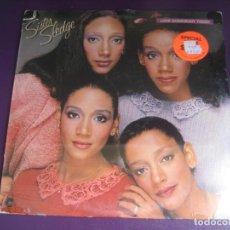 Dischi in vinile: SISTER SLEDGE – LOVE SOMEBODY TODAY - LP COTILLION 1980 PRECINTADO - SOUL DISCO 80'S. Lote 260307870