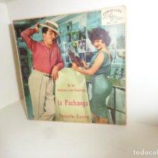 Discos de vinilo: LA PACHANGA - CONJUNTO CASINO - LA PACHANGA - EP - DISPONGO DE MAS DISCOS DE VINILO. Lote 260315995