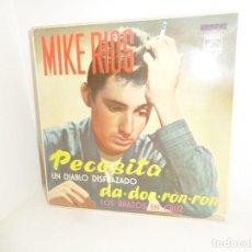 Discos de vinilo: MIKE RIOS ( MIGUEL RIOS ) - PECOSITA - EP - DISPONGO DE MAS DISCOS DE VINILO. Lote 260318105