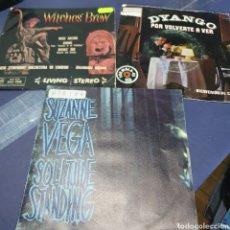 Disques de vinyle: LOTE 15 VINILOS 7 PULGADAS SINGLES. Lote 260329635