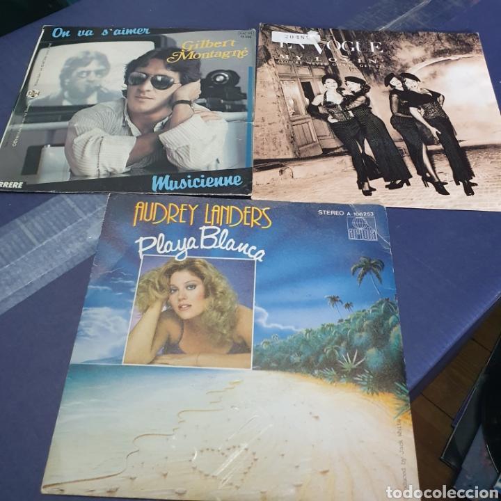 LOTE 15 SINGLES 7 PULGADAS (Música - Discos - Singles Vinilo - Otros estilos)