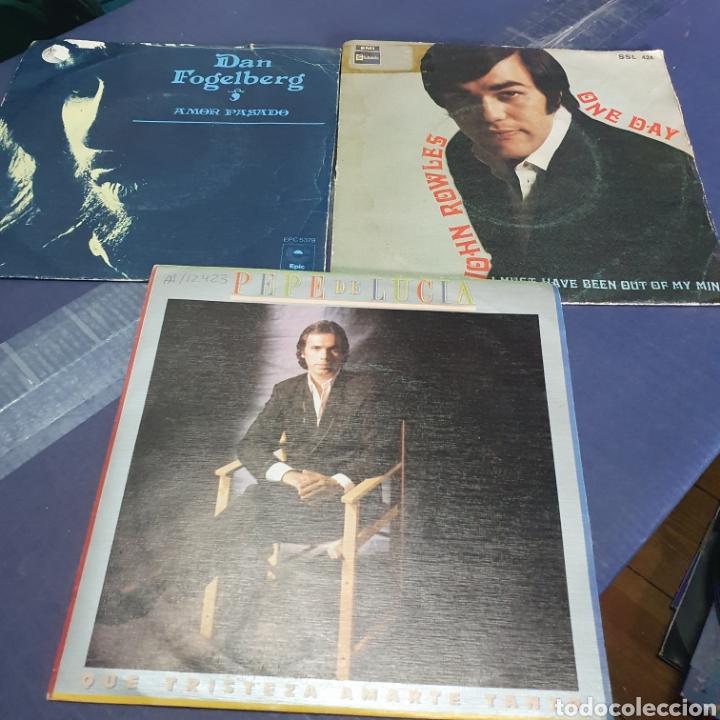 LOTE 15 SINGLES (Música - Discos - Singles Vinilo - Otros estilos)