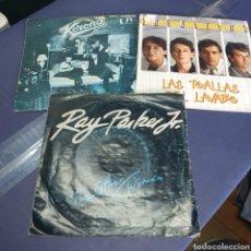 Disques de vinyle: LOTE 15 SINGLES. Lote 260334630