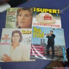Disques de vinyle: LOTE 20 SINGLES. Lote 260343185