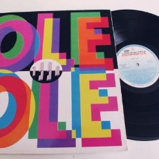 Disques de vinyle: OLE OLE-LP 1990-NUEVO. Lote 260344270