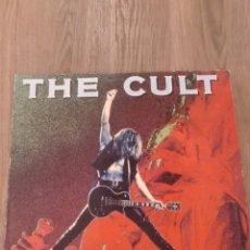"""Discos de vinilo: THE CULT """" SONIC TEMPLE """". EDICIÓN ESPAÑOLA. 1989. BEGGARS BANQUET RECORDS.. Lote 260359115"""