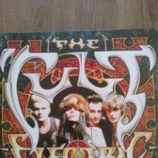 """Discos de vinilo: THE CULT """" ELÉCTRIC """". EDICIÓN INGLESA. 1987/ REEDIC.ESPECIAL. 2 LP,S.2013. BEGGARS BANQUET RECORDS.. Lote 260361480"""