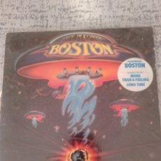 "Discos de vinilo: BOSTON "" HOMÓNIMO "". PRIMERA EDICIÓN HOLANDESA. 1976. EPIC & CBS RECORDS. Lote 260364425"