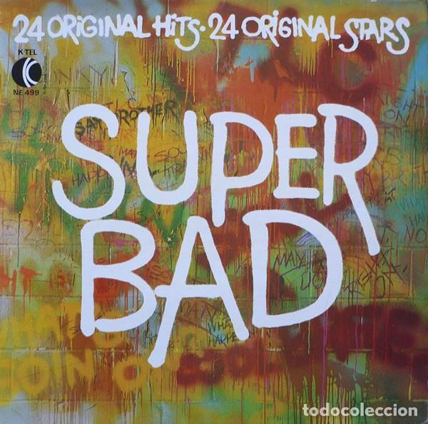 SUPER BAD * LP * LIMITED COLLECTORS EDITION * SOUL / FUNK * UK * 24 TEMAS (Música - Discos - LP Vinilo - Funk, Soul y Black Music)