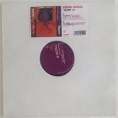 Discos de vinilo: DJ SHADOW. UNKLE. HEADZ EP. MO WAX 2003.. Lote 260366960