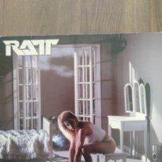 """Discos de vinilo: RATT """" INVASIÓN OF YOUR PRIVACY """". EDICIÓN ESPAÑOLA. 1985. ATLÁNTIC RECORDS.. Lote 260367350"""