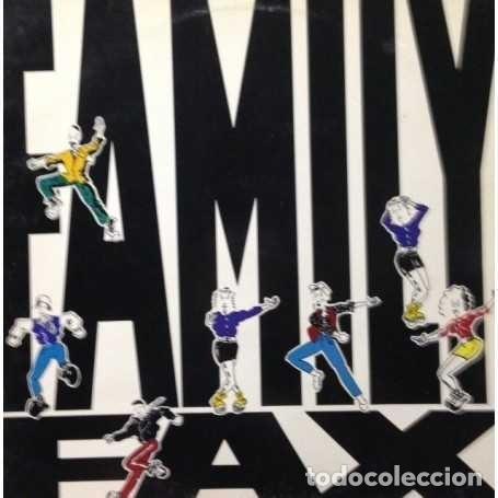 FAMILY FAX * HIP HOP 1990 (Música - Discos - LP Vinilo - Rap / Hip Hop)