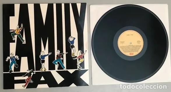 Discos de vinilo: FAMILY FAX * HIP HOP 1990 - Foto 2 - 284574303