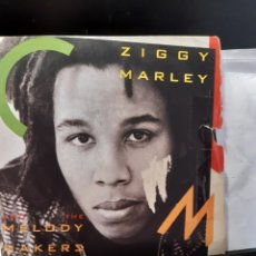 Discos de vinilo: ZOGGY MARLEY AND THE MELODY MAKERS. Lote 260375635