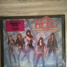 """Discos de vinilo: KEEL """" KEEL """". EDICIÓN U.S.A. 1987. MCA RECORDS.. Lote 260393015"""