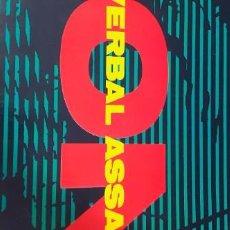 Discos de vinilo: VERBAL ASSAULT ON. Lote 260425580