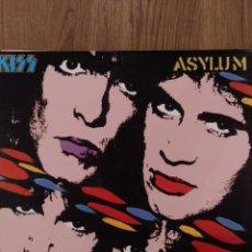 "Discos de vinilo: KISS "" ASYLUM "". EDICIÓN ESPAÑOLA. 1985. MERCURY RECORDS.. Lote 260430150"