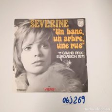 Discos de vinilo: SEVERINE. Lote 260435010