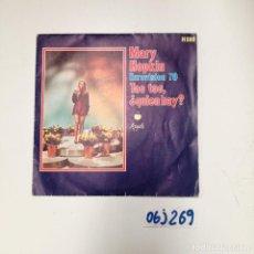 Discos de vinilo: MARY HOPKIN. Lote 260435265