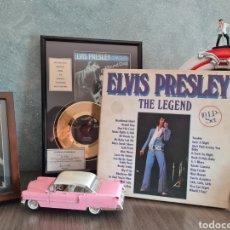 Discos de vinilo: 10 LP VINILOS ELVIS PRESLEY. Lote 260466630