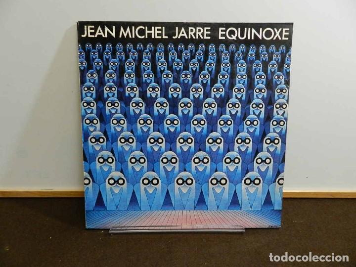 DISCO VINILO LP. JEAN MICHEL JARRE – EQUINOXE. 33 RPM. (Música - Discos - LP Vinilo - Electrónica, Avantgarde y Experimental)