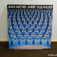 Discos de vinilo: DISCO VINILO LP. JEAN MICHEL JARRE – EQUINOXE. 33 RPM.. Lote 260507095