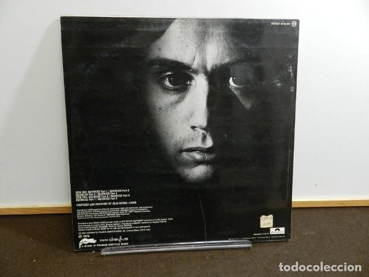 Discos de vinilo: DISCO VINILO LP. Jean Michel Jarre – Equinoxe. 33 RPM. - Foto 2 - 260507095