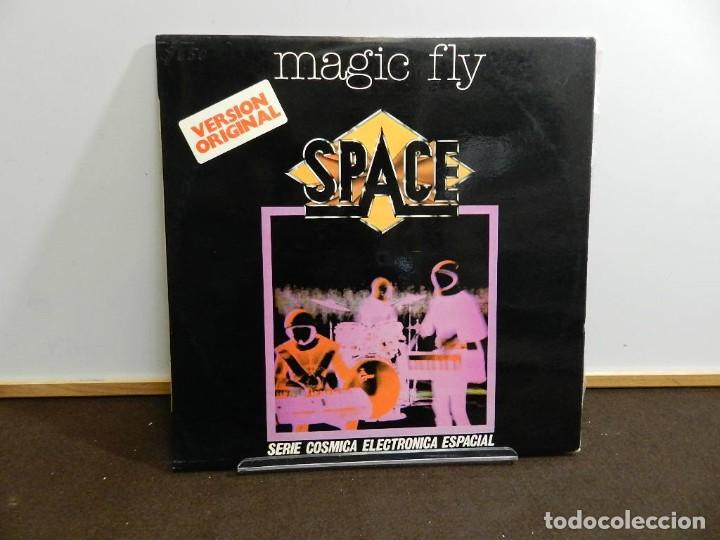 DISCO VINILO LP. SPACE – MAGIC FLY. 33 RPM. (Música - Discos - LP Vinilo - Electrónica, Avantgarde y Experimental)