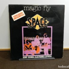 Discos de vinilo: DISCO VINILO LP. SPACE – MAGIC FLY. 33 RPM.. Lote 260508135