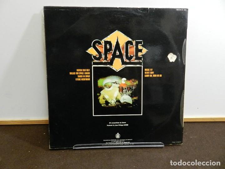 Discos de vinilo: DISCO VINILO LP. Space – Magic Fly. 33 RPM. - Foto 2 - 260508135
