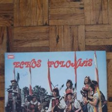 Discos de vinilo: ECHOS POLONAIS - 2LPS. Lote 260532545