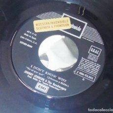 Discos de vinilo: JOHNNY JOHNSON & THE BANDWAGON --- HONEY BEE -- VINILO MINT M ---FUNDA VERY GOOD PLUS ( VG+ ). Lote 260536145
