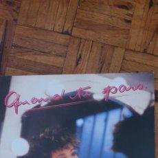 Discos de vinilo: ROSE LAURENS – QUAND TU PARS (REMIX) / AMERICAN LOVE LABEL: FLARENASCH – 722.833 FORMAT: VINYL, 12. Lote 260546345