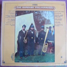 Discos de vinilo: LP - THE BURBANK PHILHARMONIC - FIRST ALBUM (USA, BRAVO RECORDS SIN FECHA9. Lote 260571685