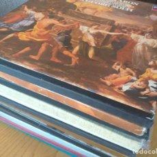 Discos de vinilo: LOTE 13 CAJAS SET BOX DISCOS MUSICA CLASICA, OPERAS- TODOS EN IMAGENES ADJUNTAS- BUEN ESTADO. Lote 260588040