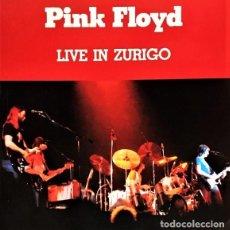Discos de vinilo: PINK FLOYD – LIVE IN ZURIGO. Lote 260619520