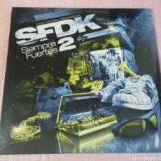 Discos de vinilo: DOBLE DISCO VINILO SFDK-SIEMPRE FUERTES 2.. Lote 260625525